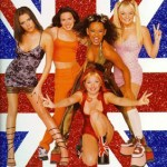 Spice Girls and Union Jack