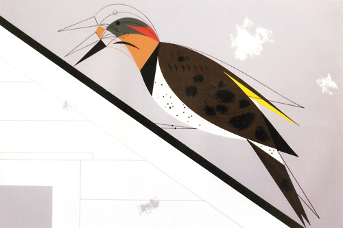 Charley Harper Flicker Ford Times
