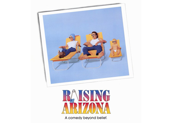 Raising Arizona - the movie