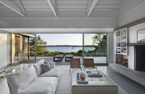 Robert Young Architecture Montauk Lake House