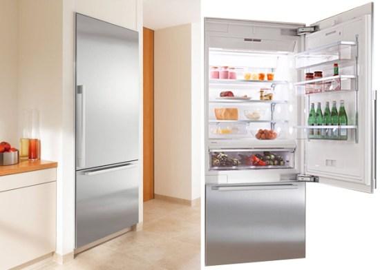 Miele KF 1901 VI Refrigerator Freezer Combination