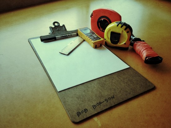 site measuring tools