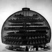 Buckminster Fuller's unbuilt automatic Cotton Mill (1952)