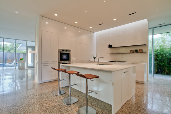 Prospect Kitchen view