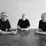 Architects talking to architects BandW