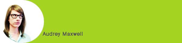 Audrey Maxwell headshot