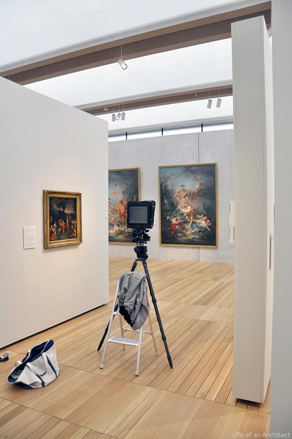 Renzo Piano Kimbell Museum Gallery 04
