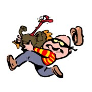 Thanksgiving Burglar