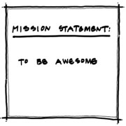 The Perfect Mission Statement