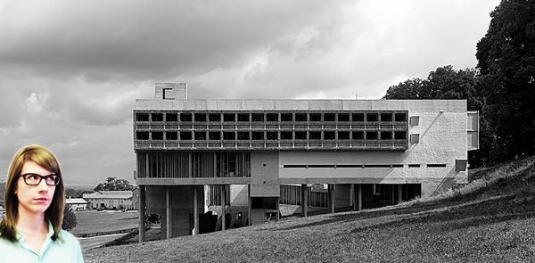 Le Corbusier Sainte Marie de la Tourette