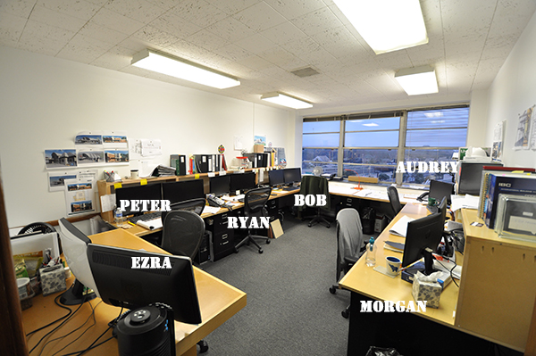 architects open office