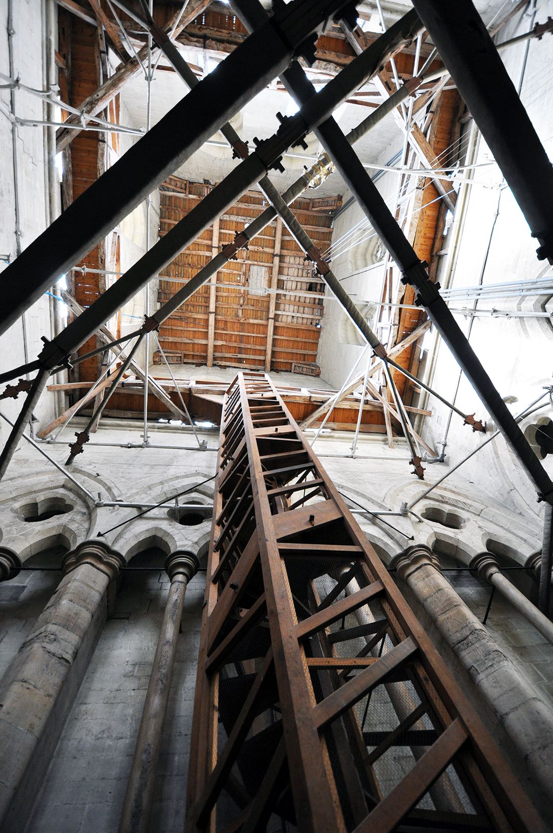 Salisbury Cathedral bell tower