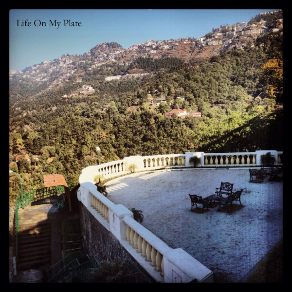 Next up in the #Take12Trips Challenge: Jaypee Residency Manor in Mussoorie - The Good AND The Bad