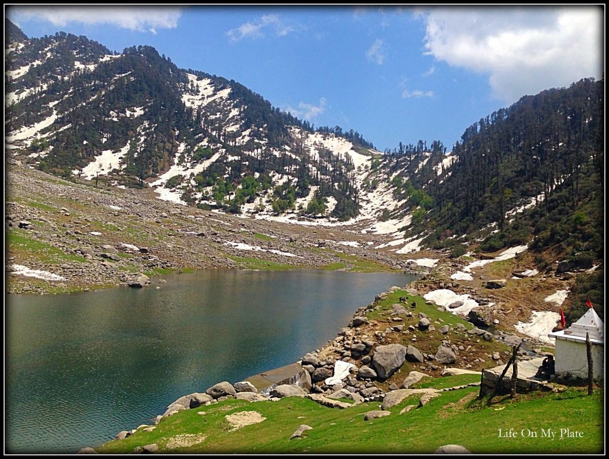 A Trek to Kareri Lake in the Dauladhar Mountains