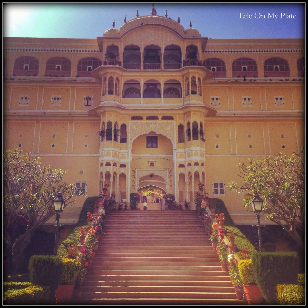 A Royal Retreat at Samode Palace, Rajasthan