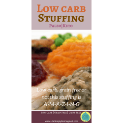Small Crop Of Low Carb Stuffing