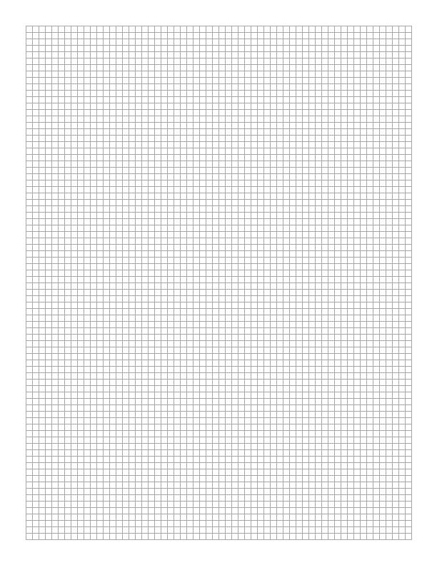 10 Popular Types Free Printable Graph Paper LifeSolved - free printable graph