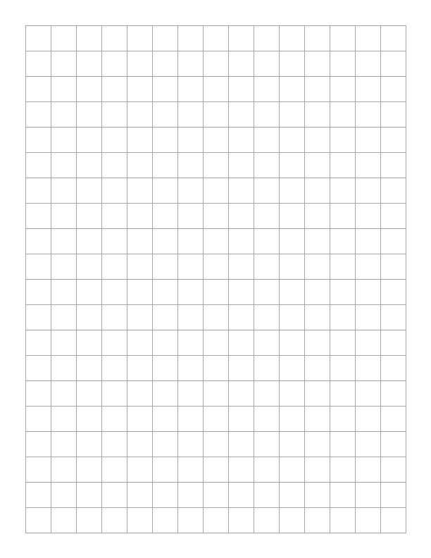 10 Popular Types Free Printable Graph Paper LifeSolved - graphing paper printable template