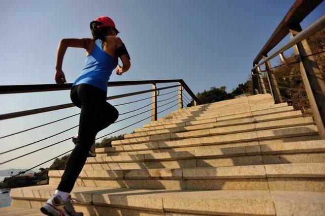 Stair Climbing Perdere Peso Facendo Le Scale E Il Nuovo