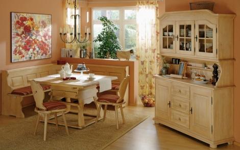 Zeitloses Esszimmer im Landhausstil Lifestyle und Design - esszimmer im landhausstil