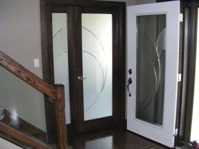 Modern Entry Door | Lifestyle Glass
