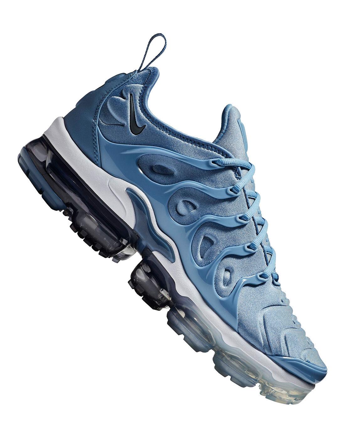 Men's Blue Nike Air VaporMax Plus | Life Style Sports