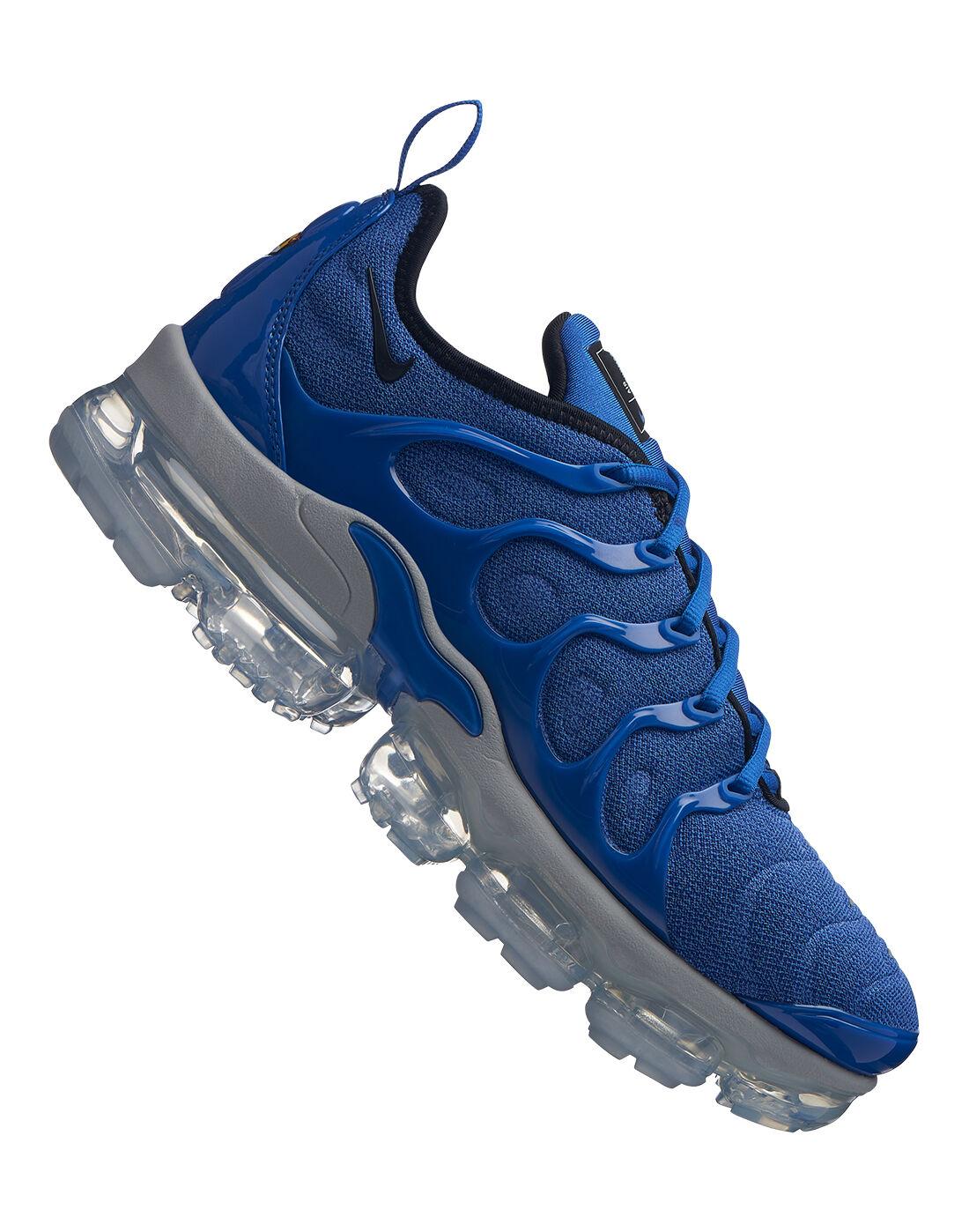 Men's Blue Nike VaporMax Plus | Life Style Sports