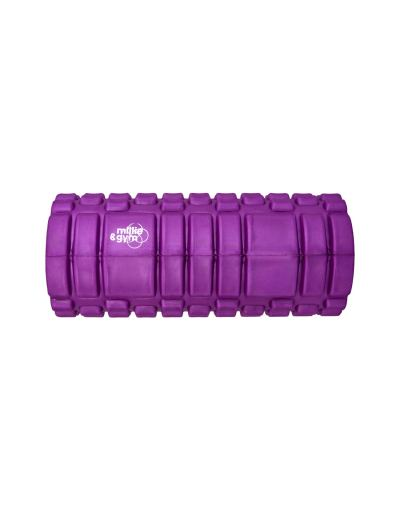 millie & gym Textured Foam Roller 13 Inch | Life Style Sports