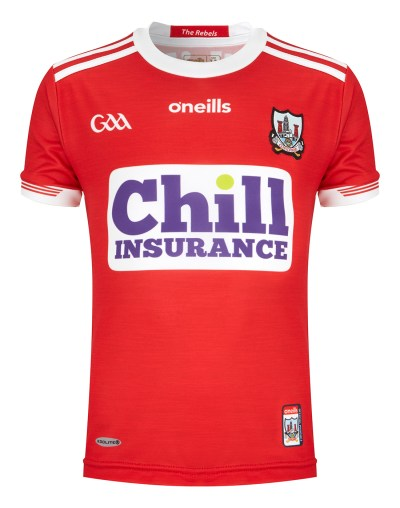 O'Neills Kids Cork Home Jersey 2019 | Life Style Sports