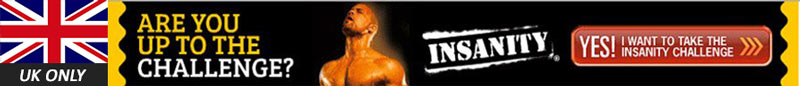 buy insanity workout in the UK
