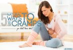 how to get rid of cramps naturally, menstrual cramps