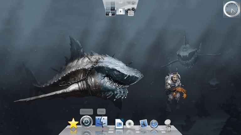 Walt Disney World Iphone Wallpaper The 10 Best Linux Desktop Environments