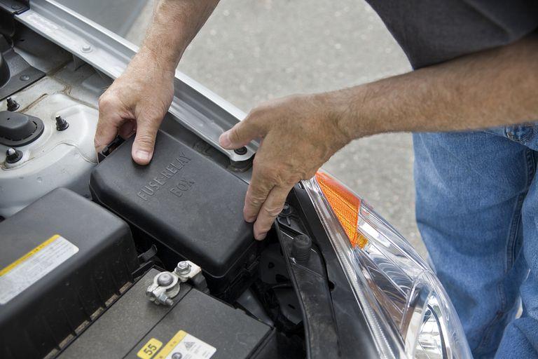 1995 corvette fuse box