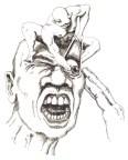cluster headache attack