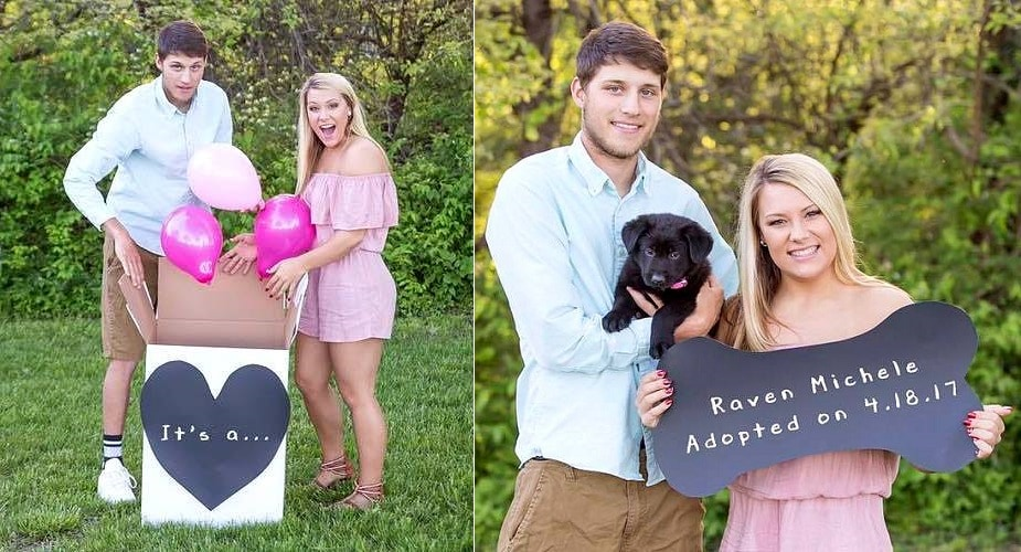Set Apart Girl Wallpaper Couple Does The Sweetest Photoshoot To Announce The