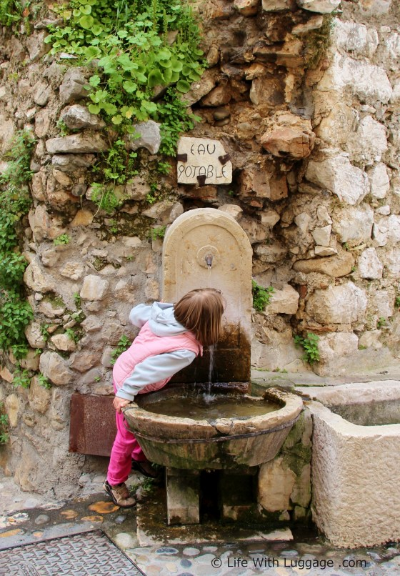 eau potable in saint-paul-de-vence
