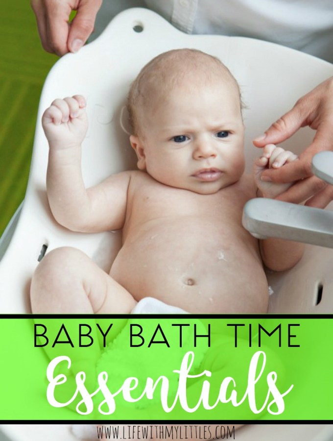 baby-bath-time-essentials
