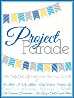 Project Parade {Link Up #9}