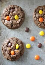 Double Reese's Peanut Butter Chocolate Cookies~Jill