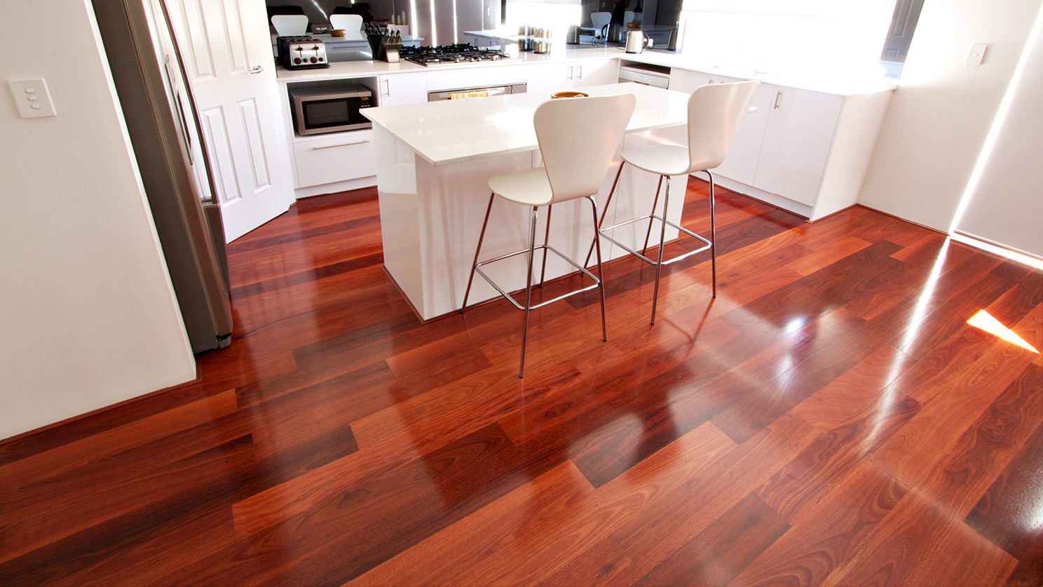 Jarrah Timber Flooring Lifewood