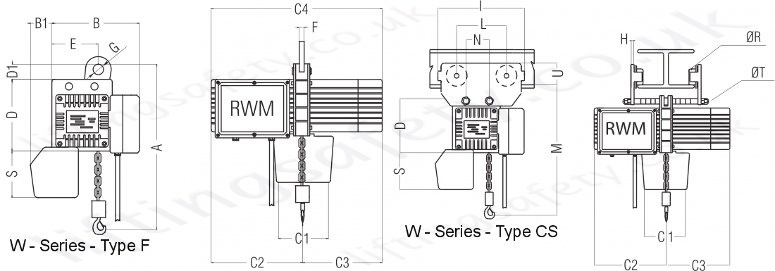 the normallyclosed quotcontactquot breaking continuity to the y1budgit crane hoist wiring diagram basic electronics wiring diagrambudgit crane hoist wiring diagram wiring diagramkenworth t300
