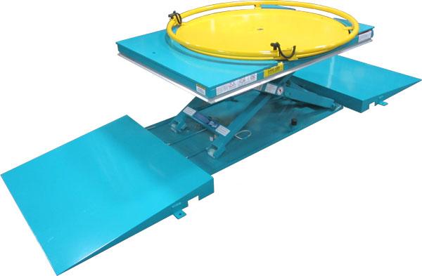 Custom Engineered Scissor Lift Tables