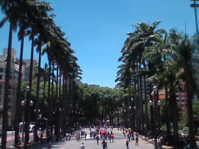 Praça da Sé e sua arquitetura