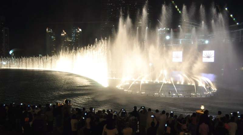 Dubai de graça