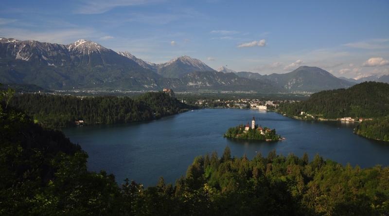 Prepara – Áustria, Eslovênia, Eslováquia e Berchtesgadener Land