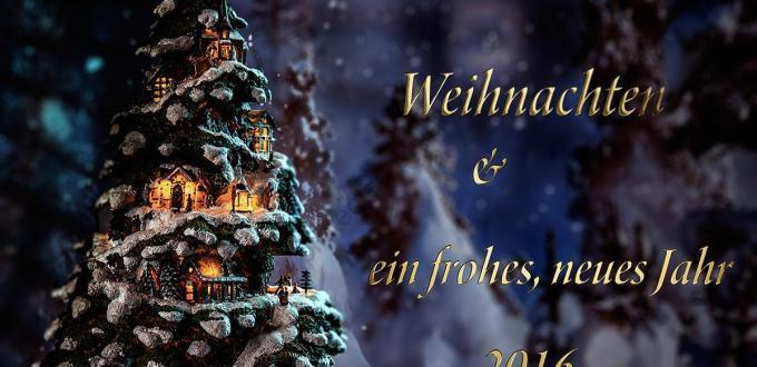 Christmas-klein