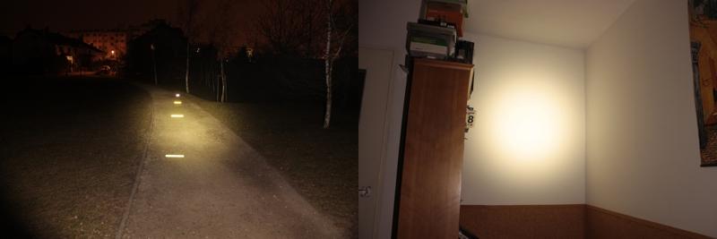 Spark SX-5NW - 320 lumens (outdoor / indoor)
