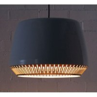 LANTERN Pendant Lamp - Navy Blue - Light and Lamps