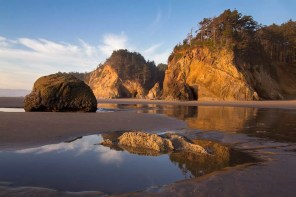 A Brief Excursion to the Oregon Coast