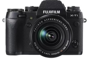 Fujifilm Announces SLR-Style X-T1 Camera